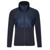 FRILUFTS LUHASOO HOODED FLEECE JACKET Männer - Fleecejacke - DARK SAPPHIRE