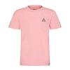 FRILUFTS BITONTO EMBROIDERED T-SHIRT Kinder - T-Shirt - PINK ICING