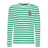 FRILUFTS PENICHE PRINTED LONGSLEEVE Kinder - Funktionsshirt - GOLF GREEN