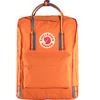 Fjällräven KÅNKEN RAINBOW Unisex - Tagesrucksack - BURNT ORANGE-RAINBOW PATTERN