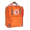 Fjällräven KÅNKEN RAINBOW MINI Unisex - Tagesrucksack - BURNT ORANGE-RAINBOW PATTERN