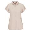 FRILUFTS COCORA SHIRT Frauen - Outdoor Bluse - SIMPLY TAUPE