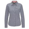 FRILUFTS AWARUA L/S SHIRT Frauen - Outdoor Bluse - DARK SAPPHIRE
