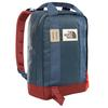 The North Face TOTE PACK Unisex - Tagesrucksack - BLUE WING TEAL/BAROLO RED