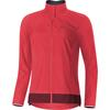 Gore Wear GORE C3 DAMEN GORE WINDSTOPPER CLASSIC JACKE Frauen - Windbreaker - HIBISCUS PINK/CHESTNUT RED