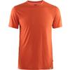 Fjällräven HIGH COAST LITE T-SHIRT M Männer - Funktionsshirt - ROWAN RED