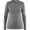 Fjällräven HIGH COAST LITE TOP LS W Frauen - Funktionsshirt - SHARK GREY