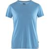 Fjällräven HIGH COAST LITE T-SHIRT W Frauen - Funktionsshirt - RIVER BLUE
