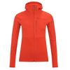 Fjällräven ABISKO TRAIL FLEECE W Frauen - Fleecejacke - FLAME ORANGE