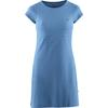 Fjällräven HIGH COAST DRESS W Frauen - Kleid - RIVER BLUE