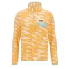 Patagonia W' S LW SYNCH SNAP-T P/O Frauen - Fleecepullover - EUCALYPTUS FRONDS: VELA PEACH