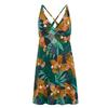 Patagonia W' S AMBER DAWN DRESS Frauen - Kleid - THE COTTON WILD BIG: NEW NAVY