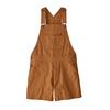 Patagonia W' S STAND UP OVERALLS Frauen - Freizeithose - UMBER BROWN