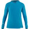 NRS W' S H2CORE SILKWEIGHT HOODIE Frauen - Funktionsshirt - FJORD