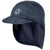 Jack Wolfskin SUPPLEX CANYON CAP Kinder - Mütze - NIGHT BLUE