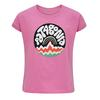 Patagonia GIRLS'  GRAPHIC ORGANIC T-SHIRT Kinder - T-Shirt - BUBBLE FITZ: MARBLE PINK