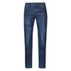 Alberto SPEED-D - ECO DENIM Männer - Radhose - BLUE