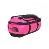 The North Face BASE CAMP DUFFEL - S Unisex - Reisetasche - MR. PINK/TNF BLACK