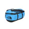 The North Face BASE CAMP DUFFEL - S Unisex - Reisetasche - CLEAR LAKE BLUE/TNF BLACK