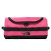 The North Face BASE CAMP TRAVEL CANISTER - S Unisex - Kulturtasche - MR. PINK/TNF BLACK