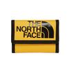 The North Face BASE CAMP WALLET - Portmonee - TNF YELLOW/TNF BLACK