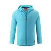 Reima FLEECE SWEATER, HAIKO Unisex - Fleecejacke - CYAN BLUE
