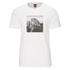 The North Face M PHOTOPRINT TEE Männer - T-Shirt - TNF WHITE