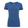 Ortovox 120 TEC MOUNTAIN T-SHIRT W Frauen - Funktionsshirt - NIGHT BLUE