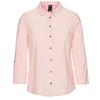 Jack Wolfskin EMERALD LAKE SHIRT W Frauen - Outdoor Bluse - BLUSH PINK