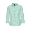 Jack Wolfskin EMERALD LAKE SHIRT W Frauen - Outdoor Bluse - LIGHT JADE