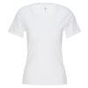 Odlo CUBIC SHIRT S/S 2 PACK Frauen - Funktionsshirt - WHITE