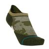 Stance CAUGHT UP TAB Frauen - Laufsocken - OLIVE