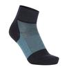 Woolpower SOCKS SKILLED LINER SHORT Unisex - Wandersocken - DARK NAVY/NORDIC BLUE