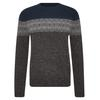 Royal Robbins BANFF NOVELTY SWEATER Männer - Wollpullover - ASPHALT