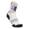 Smartwool WOMEN' S PHD OUTDOOR LIGHT PATTERN CREW Frauen - Wandersocken - MOONBEAM
