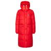 Fjällräven EXPEDITION LONG DOWN PARKA W Frauen - Daunenmantel - TRUE RED