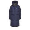 Fjällräven EXPEDITION LONG DOWN PARKA W Frauen - Daunenmantel - NAVY