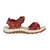 Keen TERRADORA II OPEN TOE SANDAL Frauen - Outdoor Sandalen - DARK RED/CORAL