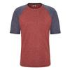 Maloja STRUTM. Männer - Funktionsshirt - RED MONK MULTI