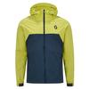 Scott SCO JACKET M' S TRAIL MTN WB W/HOOD Männer - Windbreaker - LEMONGRASS YELLOW/NIGHTFALL BL