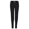 Icebreaker KIDS 260 TECH LEGGINGS Kinder - Funktionsunterwäsche - BLACK