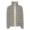 Craghoppers MANUELA JACKET Kinder - Fleecejacke - BLUE NAVY STRIPE