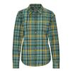 Royal Robbins THERMOTECH FLANNEL Frauen - Outdoor Bluse - ARCTIC SEA