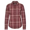 Royal Robbins THERMOTECH FLANNEL Frauen - Outdoor Bluse - SYRAH