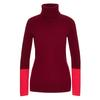 Royal Robbins ALL SEASON MERINO TURTLENECK Frauen - Wollpullover - SYRAH