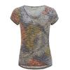 Royal Robbins FEATHERWEIGHT TEE Frauen - T-Shirt - ASPHALT