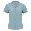 Royal Robbins COOL MESH ECO S/S Frauen - Outdoor Bluse - ADRIATIC XD