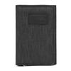 Pacsafe RFIDSAFE TRIFOLD WALLET - Portmonee - CARBON