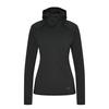 Arc'teryx MOTUS AR HOODY WOMEN' S Frauen - Fleecepullover - BLACK HEATHER