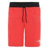 The North Face W CLIMB SHORT Frauen - Kletterhose - CAYENNE RED